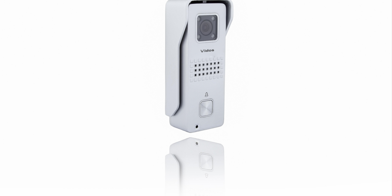 Stacja bramowa wideodomofonu S6S