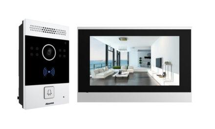 Wideodomofon IP Akuvox R20A C313 z czytnikiem NFC oraz RFID