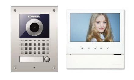 Wideodomofon Commax CDV-70H DRC-41UN podtynkowy