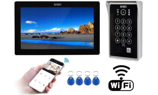 Wideodomofon IP 5tech Verus One Czytnik Szyfrator Wi-Fi