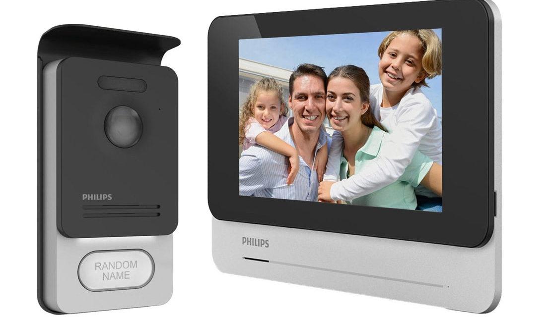 Wideodomofon Philips WelcomeEye Touch Czytnik