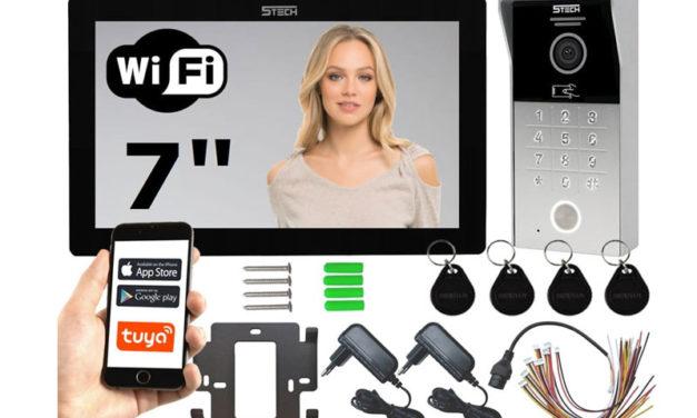 5tech Verus One 84225 – wideodomofon IP z czytnikiem